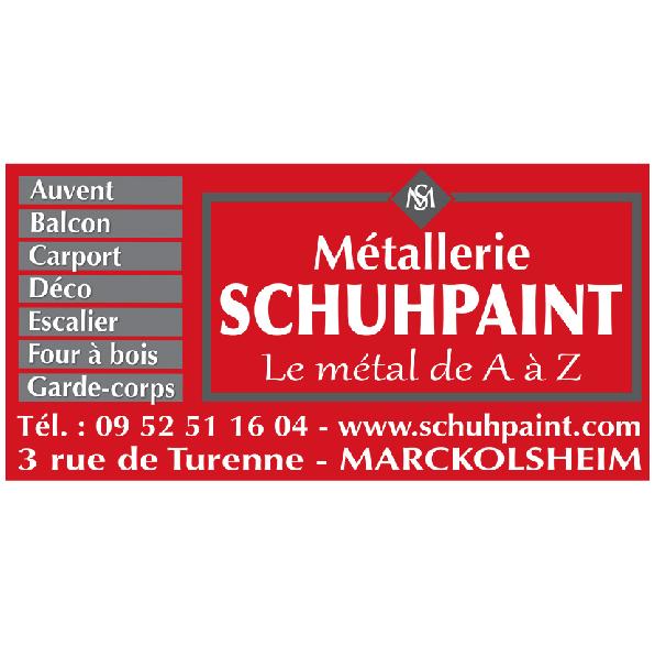 Logo de la métallerie SCHUHPAINT