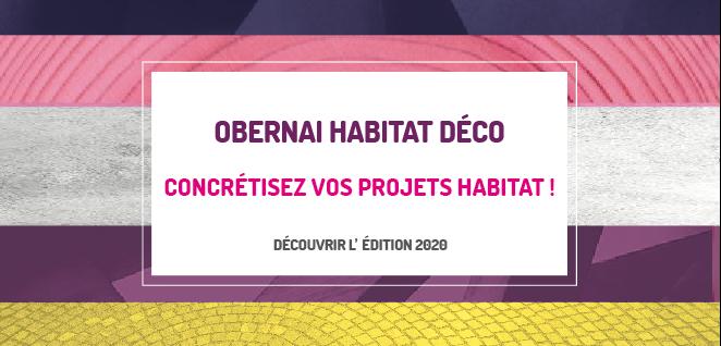 OBERNAI HABITAT DÉCO 2020